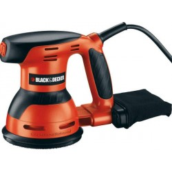 BLACK & DECKER KA198 LEVIGATRICE ROTO-ORBITALE 125MM 260W