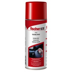519663 FISCHER SILICONE SPRAY 400 ML