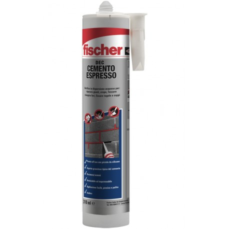 FISCHER DEC CEMENTO ESPRESSO 310 ML.