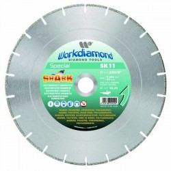 WORKDIAMOND DISCO DIAMANTATO SK11 115 Ø