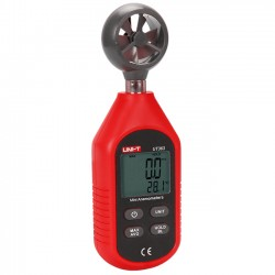 UNI-T UT363 MINI ANEMOMETRO DIGITALE 0,45 M/S