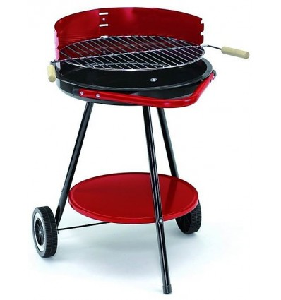 BARBECUES BLINKY RONDY-48 CON RUOTE
