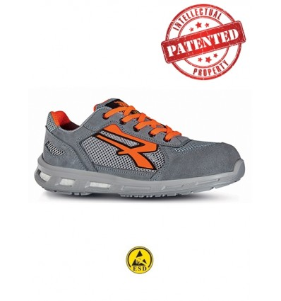 U-POWER ULTRA SCARPE ANTINFORTUNISTICHE BASSE ESD S1P SRC