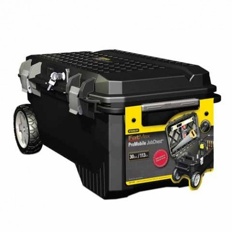 STANLEY STRUCTURAL FOAM MOBILE CHEST